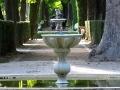 Fuente del Reloj. Jardín de la Isla.