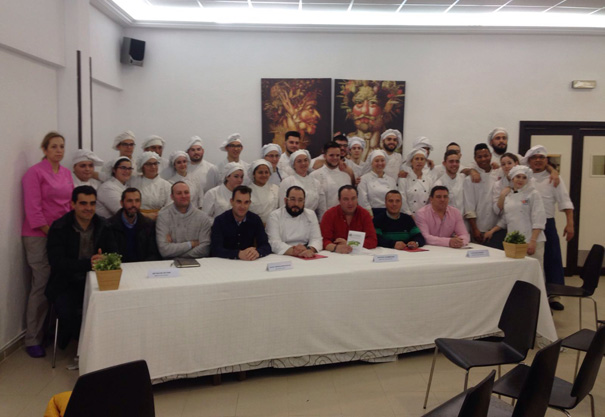 VII Jornadas Gastronómicas de la Escuela de hostelería Alpajés