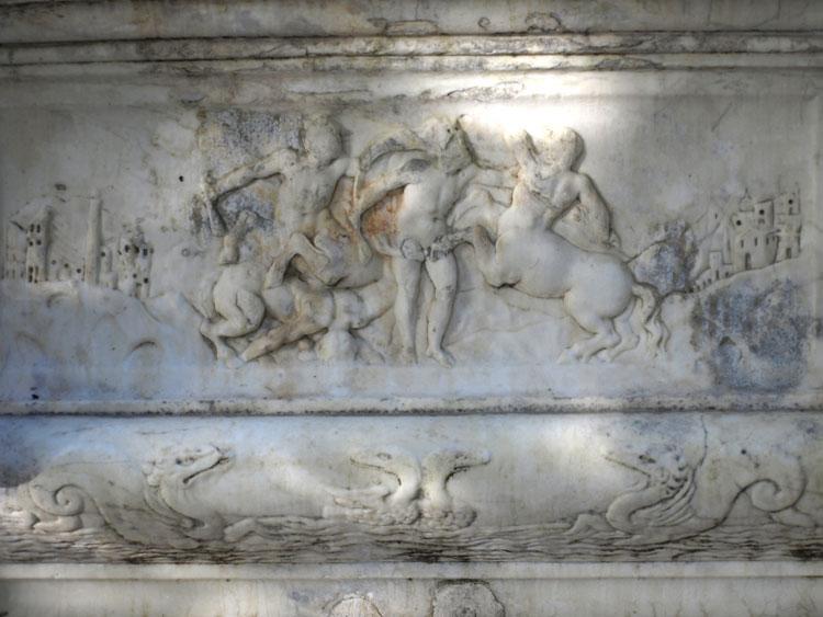Hércules - Centauro Folo