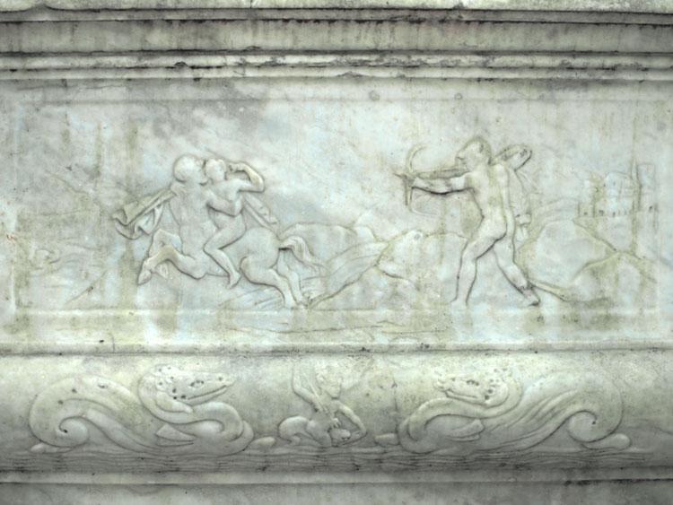 Hércules - Centauro Naso