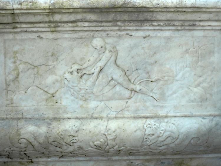 Hércules - León de Nemea