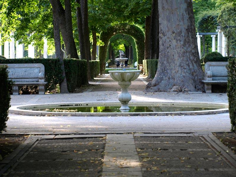 Fuente del Reloj Aranjuez