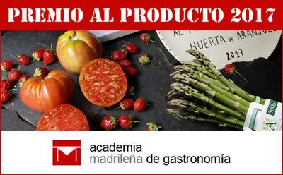 Premio Academia Gastronomía