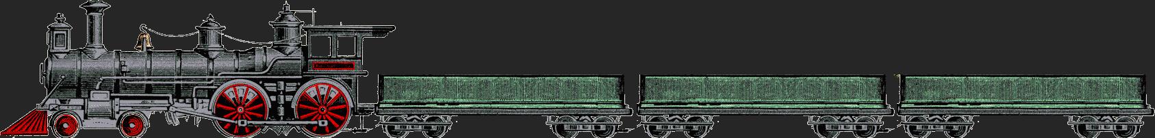 Tren derecha