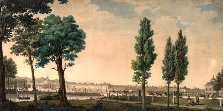 Vista de San Antonio