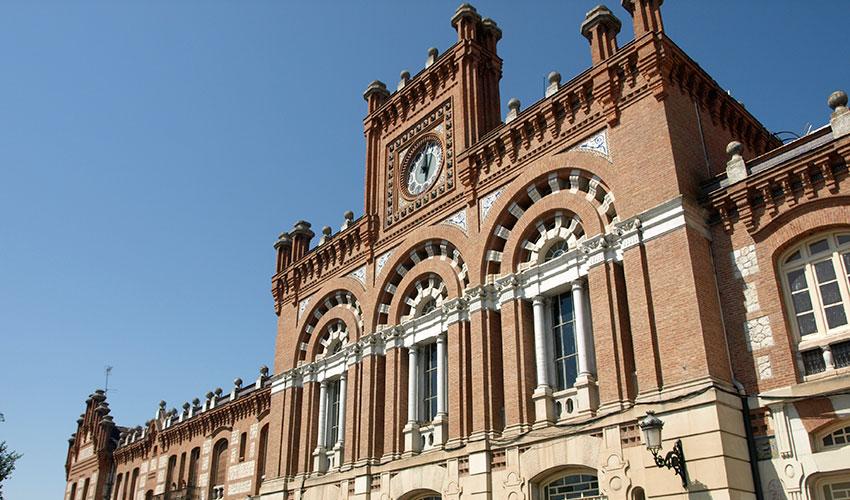 Estación de FFCC de Aranjuez
